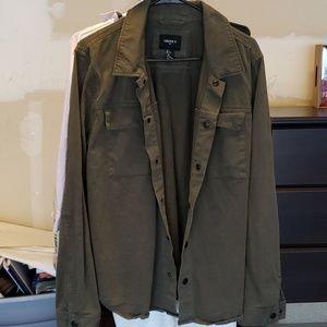 Men's Green Jacket